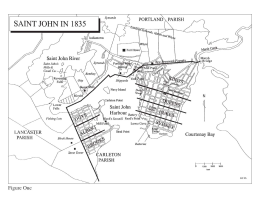 Thumbnail of Saint John in 1835