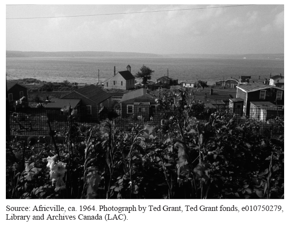 Africville And The Dynamics Of State Power In Postwar Canada Loo