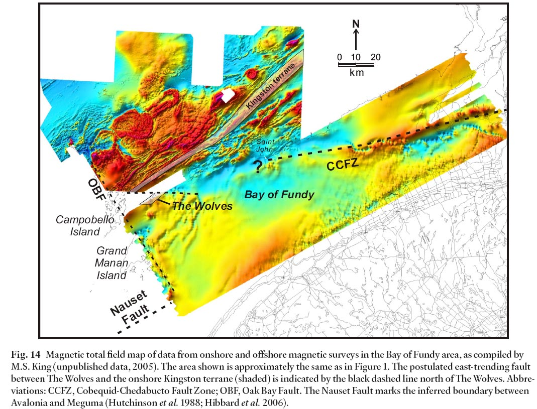 Petrology age and tectonic setting of The Wolves Pluton