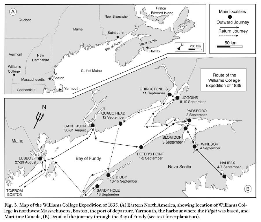 geological history of new brunswick pdf