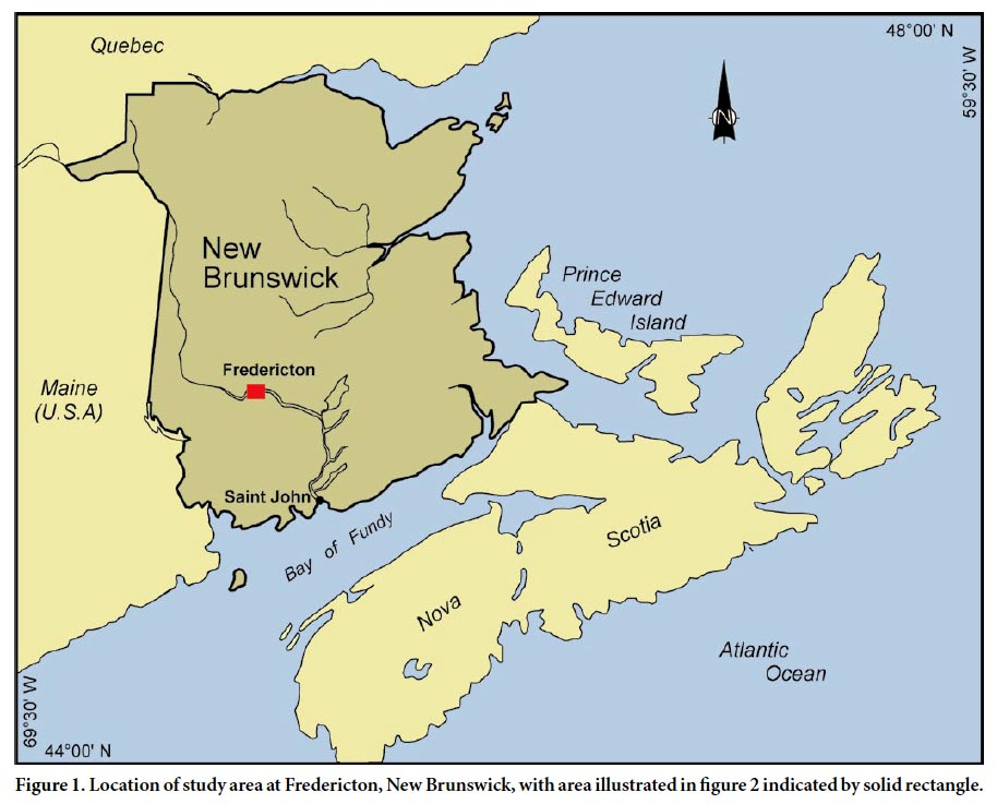 View of Engineering properties of fine-grained estuarine ... Canada Potion Density Map on