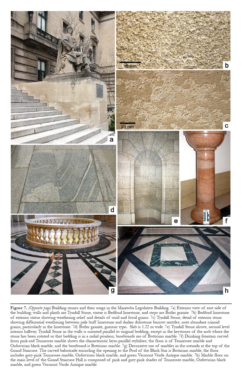 Geology Of The Parliament Buildings 5 Geology Of The