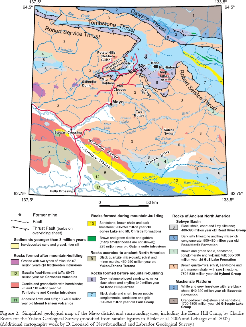 View of Great Mining Camps of Canada 1  The History and