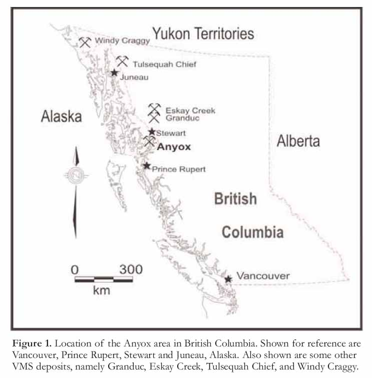 View of Great Mining Camps of Canada 2  The History and Geology of