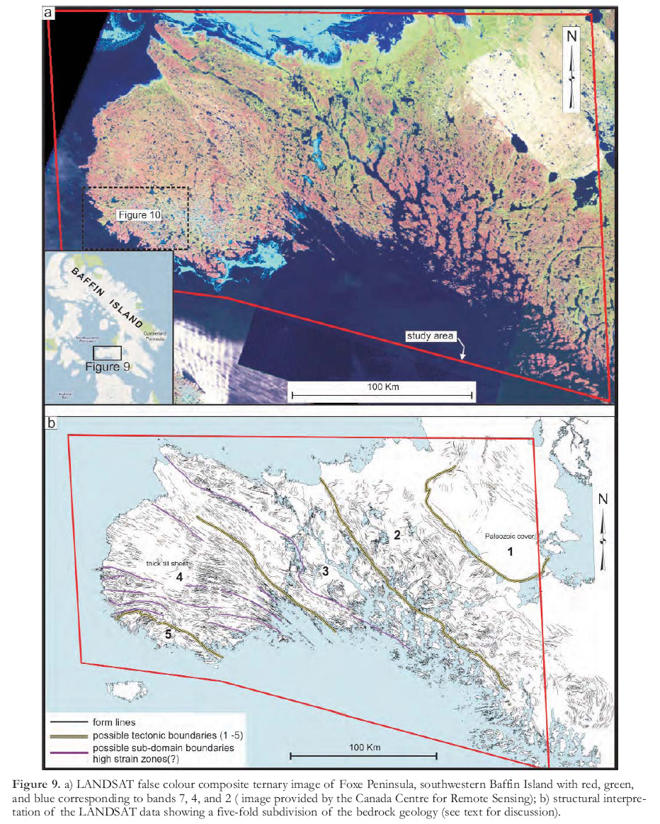 View of Remote Predictive Mapping 3  Optical Remote Sensing – A