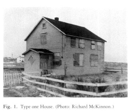 Company Housing In Wabana Bell Island Newfoundland