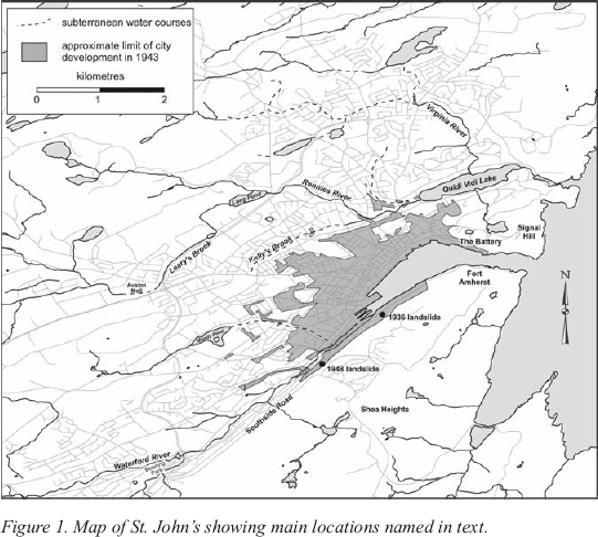 Geological Hazards and Disasters in St Johns Liverman