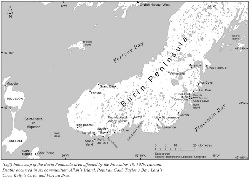 tsunami of newfoundland essay Tsunami vs hurricane essay a tsunami is composed of a series of waves, called a wave train, so its destructive force may be compounded as the waves reach shore.