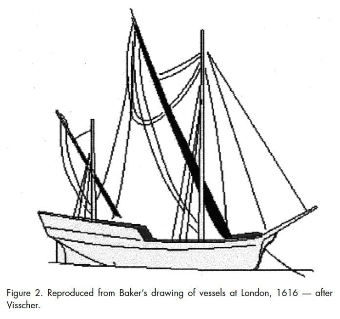 The Reconstruction Of The Vessel Indeavour