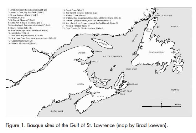 larcheologie subaquatique de red bay la construction navale et la peche de la baleine basques au xvie siecle