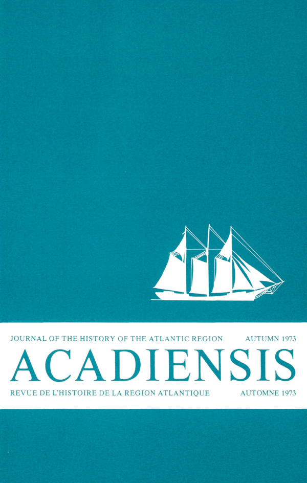 The Autobiography of Joseph Crandall | Acadiensis