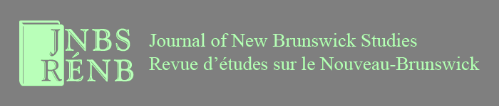 Journal of New Brunswick Studies logo