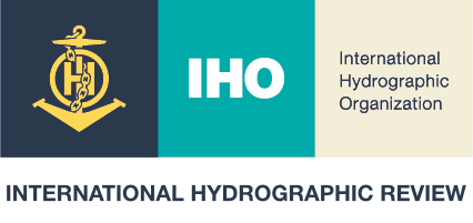 international hydrographic review logo