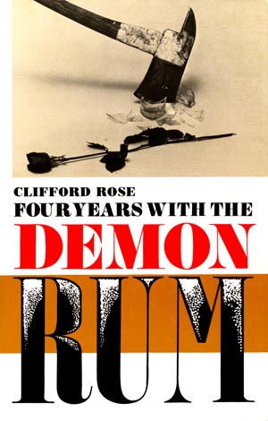 Demon Rum Cover